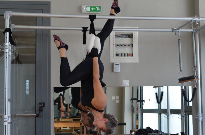 Η Ελπίδα Σεμερτζίδου μιλάει στο inkastoria για τα Studios Pilates Fitness