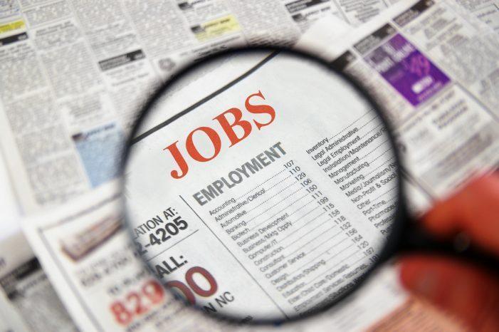 Μικρή αύξηση της ανεργίας το δ΄ τρίμηνο του 2018