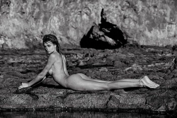 Adriana Lima- Josephine Skriver: Γυμνές και… ασπρόμαυρες στο instagram