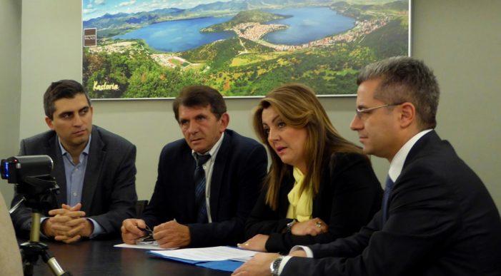 Στην εκδήλωση της ΝΟΔΕ η Μαρία Αντωνίου για την επανεκκίνηση της οικονομίας