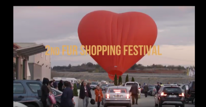To 2nd Fur Shopping Festival σε ένα video 5′