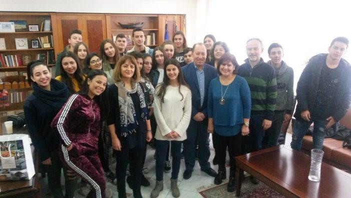 Επίσκεψη Κυπρίων Μαθητών στην Περιφερειακή Ενότητα Καστοριάς