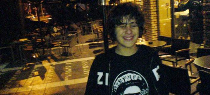 Σήμερα 9 χρόνια από τον θάνατο του Αλέξη Γρηγορόπουλου