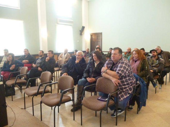 Πρόγραμμα κατάρτισης των φασολοπαραγωγών του Δήμου Άργους Ορεστικού από τον ΤΑΡ και την Αμερικανική Γεωργική Σχολή