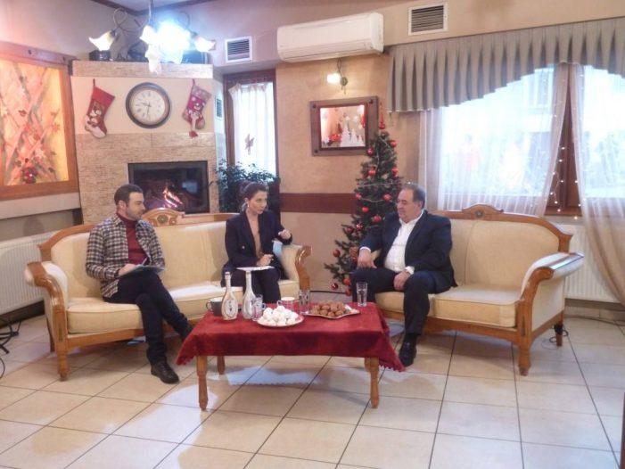 Ευχαριστήριο Δήμου Άργους Ορεστικού για την εκπομπή της ΕΡΤ 3
