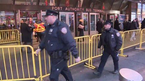 Συναγερμός στη Νέα Υόρκη: Έκρηξη σε κεντρικό σταθμό λεωφορείων