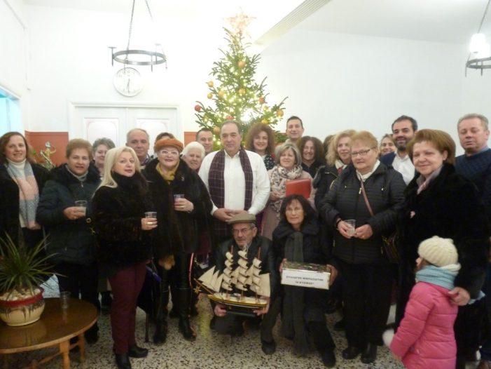 Χριστουγεννιάτικα κάλαντα στο Δήμος Άργους Ορεστικού