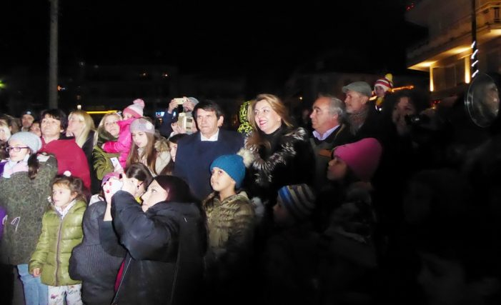 Η Μαρία Αντωνίου σε εκδηλώσεις το σαββατοκύριακο