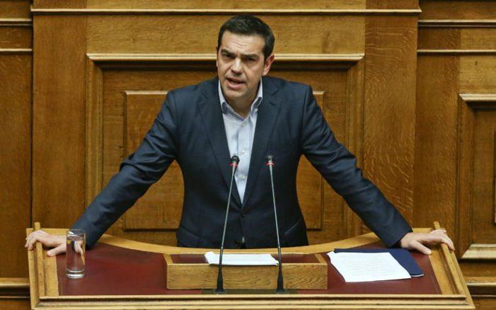 Τσίπρας: Η Βόρεια Μακεδονία θα είναι μια φίλη χώρα