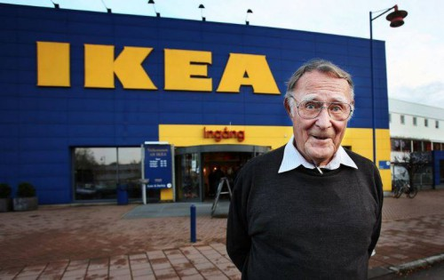 Πέθανε ο ιδρυτής της IKEA