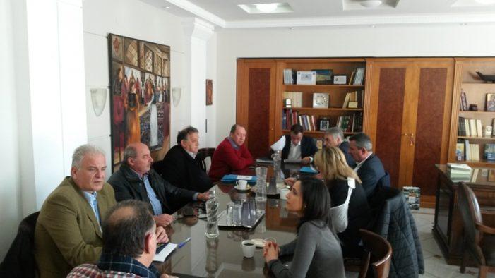 Σύσκεψη για την μεταφορά της ΔΟΥ Καστοριάς