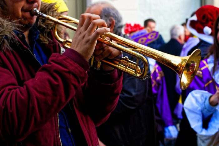 Η παρέλαση του αργείτικου καρναβαλιού (photos)