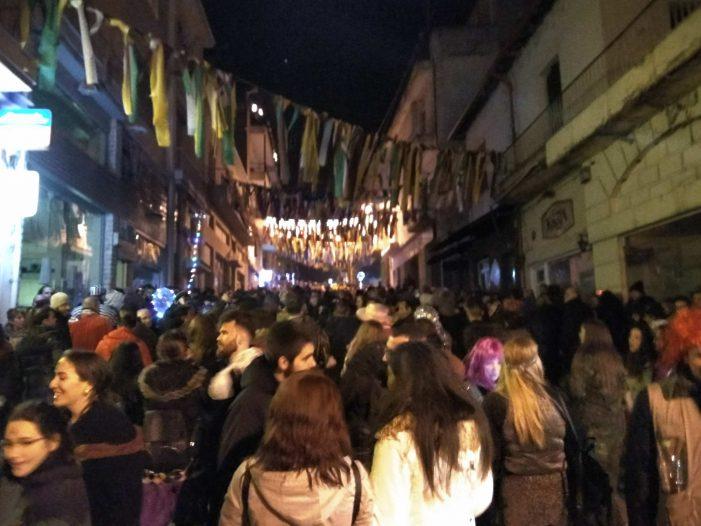 Ραγκουτσάρια day 1: Βούλιαξε η Καστοριά (photos)