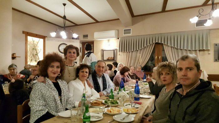 ΚΕΦΟ Άργους Ορεστικό: Κοπή βασιλόπιτας