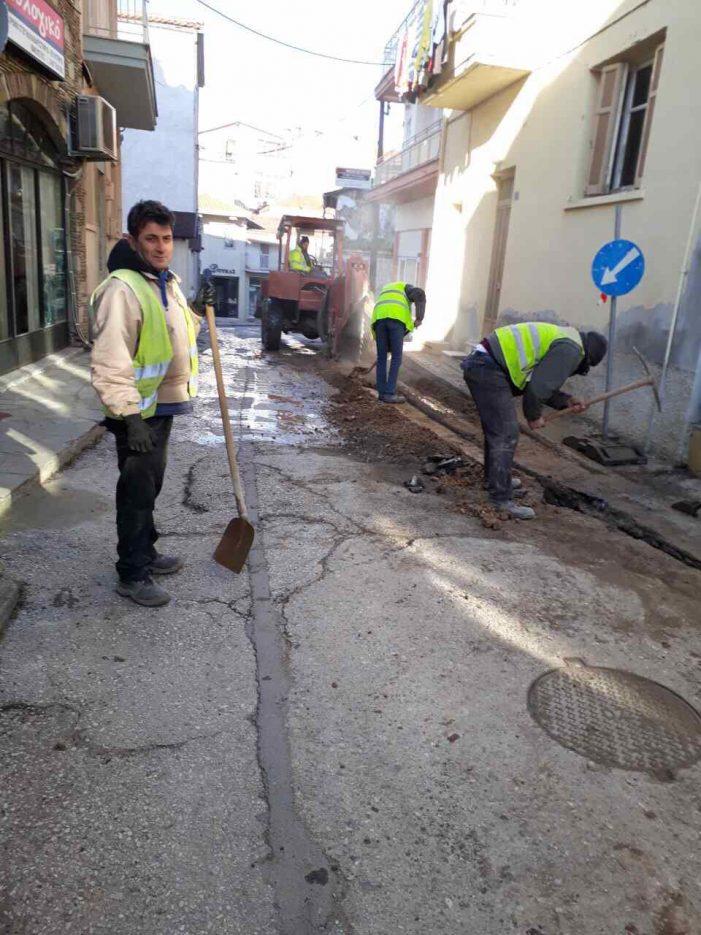 Εργασίες στον Δήμο Άργους Ορεστικού