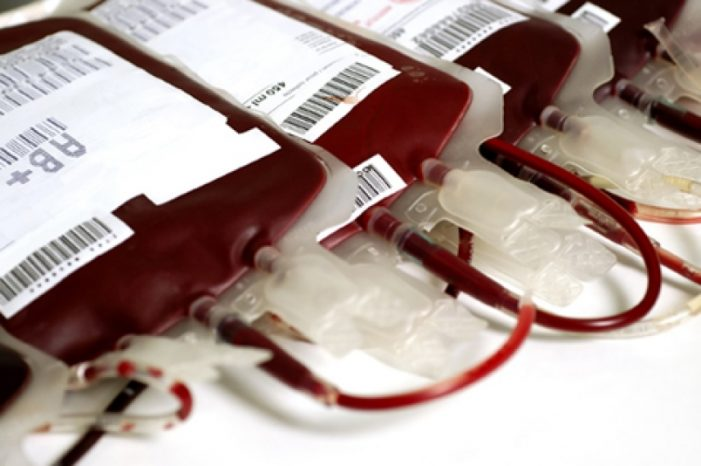 Συμπολίτης μας χρειάζεται επειγόντως αίμα