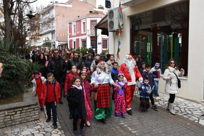 Δήμος Άργους Ορεστικού: Με αστείρευτο κέφι και χορό ολοκληρώθηκε το Αργείτικο Καρναβάλι