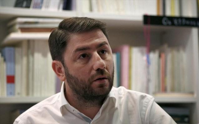 Ν. Ανδρουλάκης: Μεγάλο λάθος ονομασία τύπου «Νέα Μακεδονία»