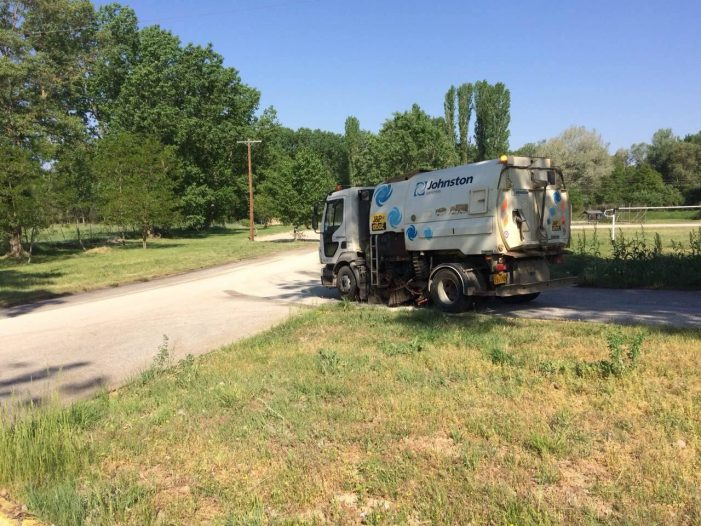 Smixi Άργους Ορεστικού: Εργασίες καθαρισμού στο δασάκι