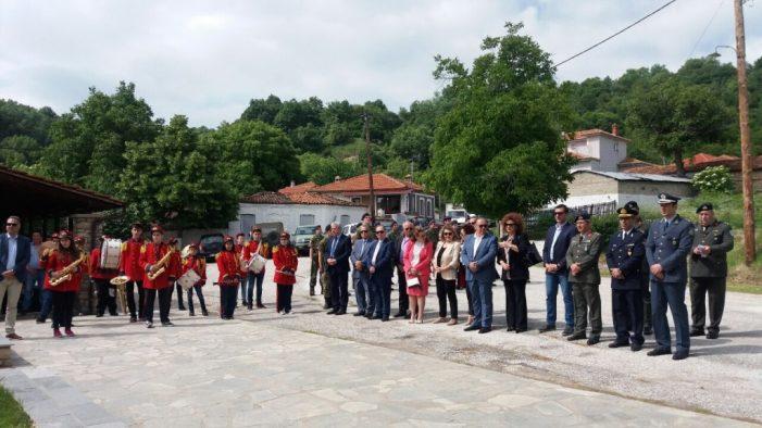 H επέτειος των 112 χρόνων από τη Μάχη των κατοίκων του Καστανοφύτου