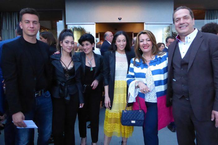 H Μαρία Αντωνίου στο Fashion Gala της 43ης Διεθνούς Έκθεσης Καστοριάς