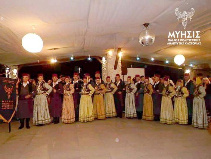 Η Μύησις στο 6ο Φεστιβάλ «Κάθε τόπος και χορός» στην Καβάλα