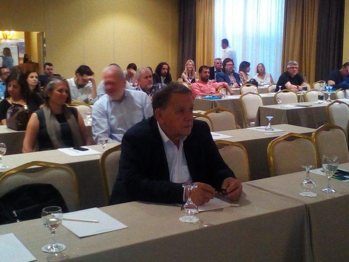 Ο Δήμαρχος Καστοριάς στη Συνάντηση «Ογκολογία στο μεταίχμιο των εξελίξεων»