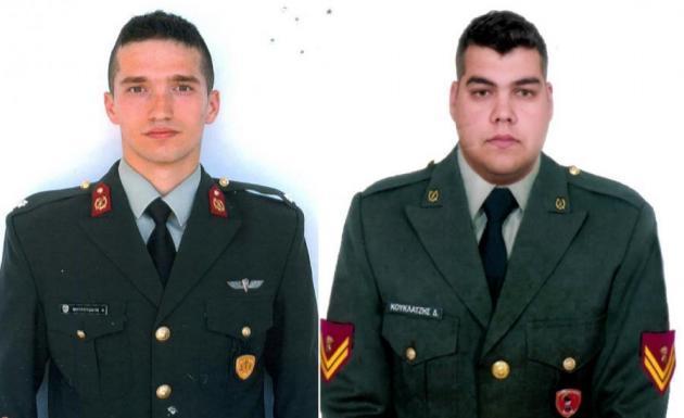 Παραμένουν κρατούμενοι οι Έλληνες στρατιωτικοί – Απορρίφθηκε το νέο αίτημα αποφυλάκισής τους