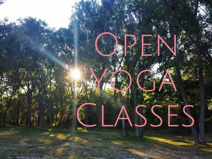 Δωρεάν μαθήματα Yoga στο Δασάκι Άργους Ορεστικού!