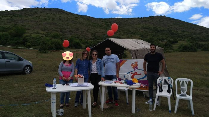 Εταιρείας Προστασίας Ατόμων με Αυτισμό Καστοριάς: Ευχαριστήριο προς διοργανωτές του 1st Black Mountain Festival