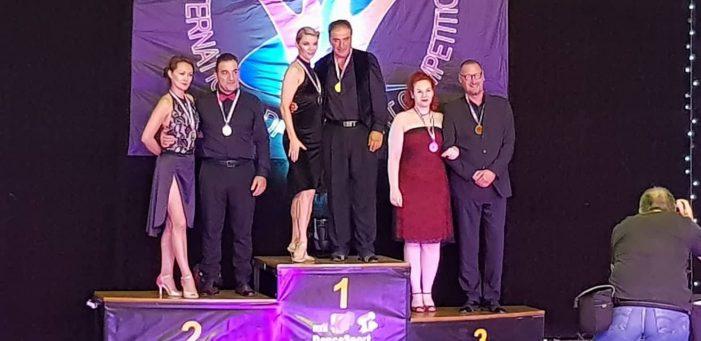 Μύησις: Συγχαρητήρια ανακοίνωση προς τον χορευτή Αλέξανδρο Burjanadze