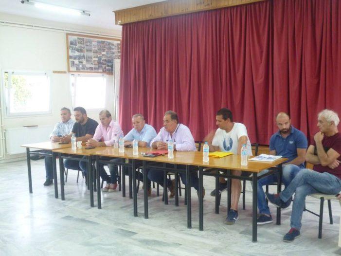Δήμος Άργους Ορεστικού: Ενημέρωση για το νερό σε Μηλίτσα και Αμπελόκηπους