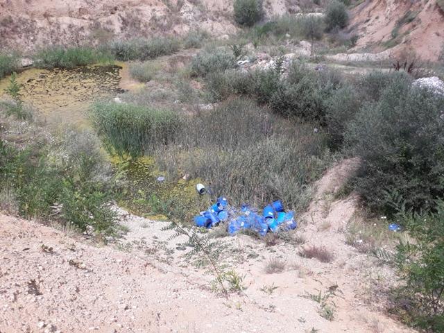 Άργος Ορεστικό: Μήνυση κατά αγνώστων για βιομηχανικά απόβλητα