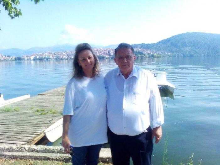 Η σειρά ντοκιμαντέρ «Φωτεινά Μονοπάτια» στην Καστοριά