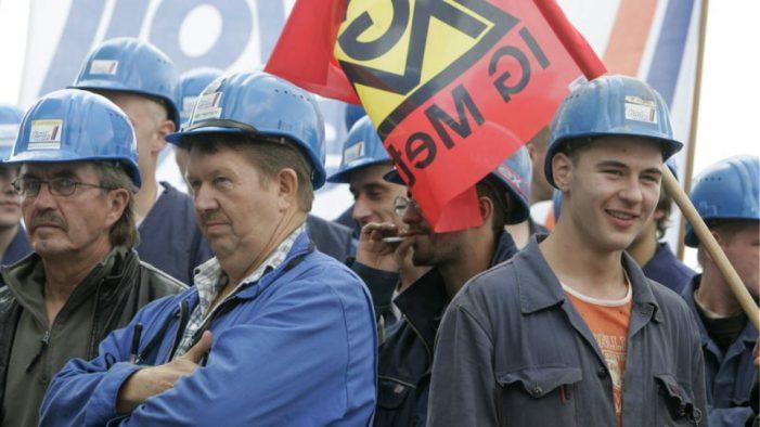 Οι Γερμανοί δουλεύουν έξι ώρες λιγότερες την εβδομάδα από τους «τεμπέληδες» Έλληνες!