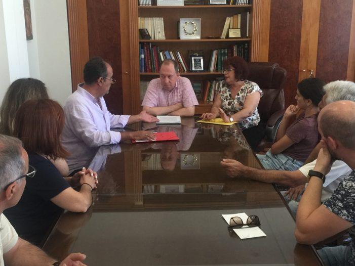Συνάντηση Αντιπεριφερειάρχη Καστοριάς Σ. Αδαμόπουλου με κατοίκους του Δισπηλιού