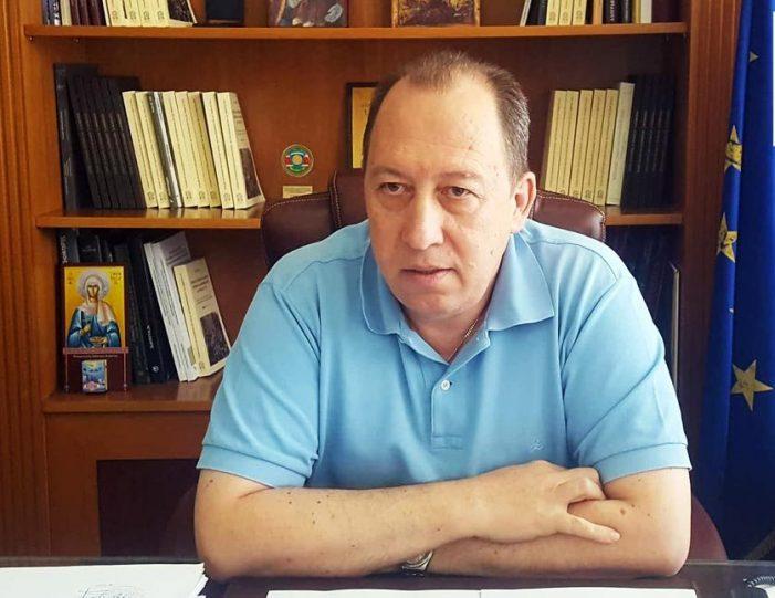 Ανακοίνωση του Σωτήρη Αδαμόπουλου ως υποψήφιος δήμαρχος Καστοριάς