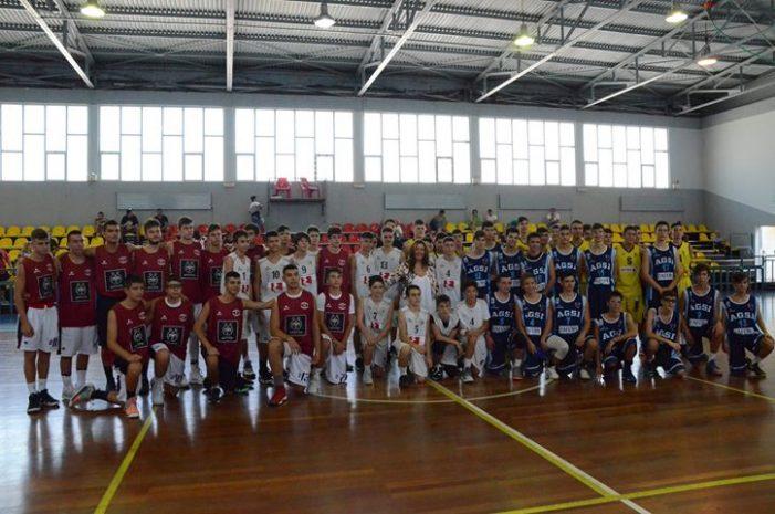 Μ. Αντωνίου για το 1ο Τουρνουά Basket Παιδιών στην Καστοριά