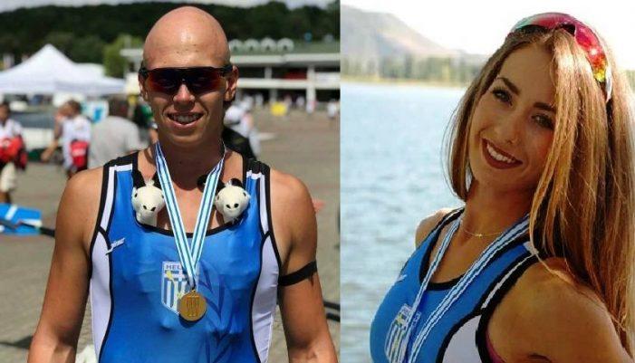 Ο. Τελιγιορίδου: Συγχαρητήρια στα δυο χρυσά κουπιά από την Καστοριά τον Χρήστο Στεργιάκα και την Μαίη Εμμανουήλίδιου