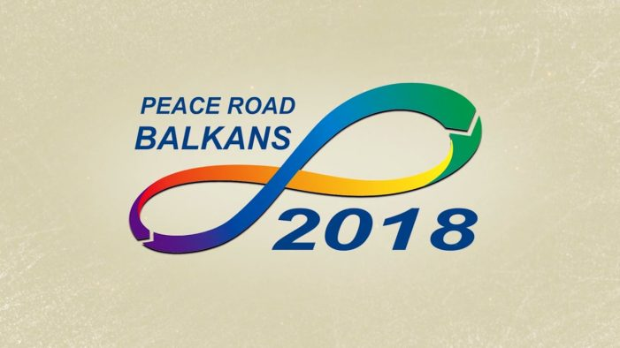 """Συμμετοχή του Δήμου Καστοριάς στο """"Peace Road Balkans 2018"""""""