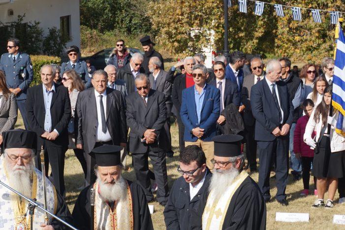 Στις εκδηλώσεις «Ημέρας Μακεδονικού Αγώνα» ο Δήμαρχος Καστοριάς Α. Αγγελής
