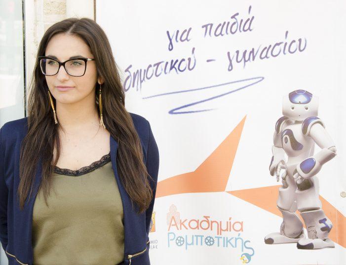 Συνέντευξη: Η Νικολέτα Χαρούμενου μας καλωσορίζει στους Μικρούς Εξερευνητές