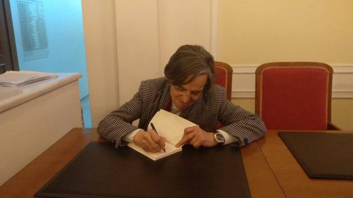 Ευχαριστήρια Επιστολή στην κα. Χρυσούλα Πατρώνου Παπατέρπου για το βιβλίο της «Οι Σημαδούρες και άλλες μικρές ιστορίες»