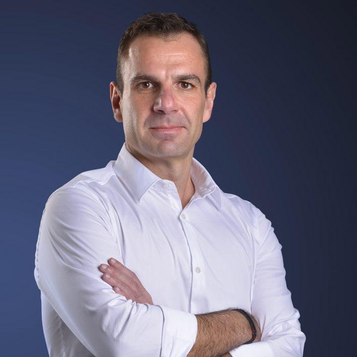 Δήλωση υποψηφιότητας του Γιάννη Κορεντσίδη για το αξιώμα του Δημάρχου Καστοριάς