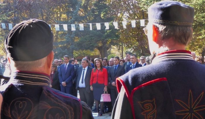 Οι δηλώσεις της Μαρίας Αντωνίου  για την επίσκεψη του Κυριάκου Μητσοτάκη στην Καστοριά