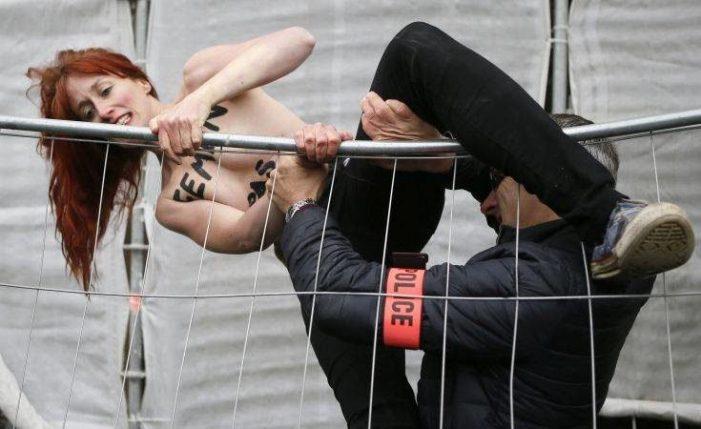 Οι Femen έκλεισαν 10 χρόνια ακτιβισμού και γυμνών διαμαρτυριών