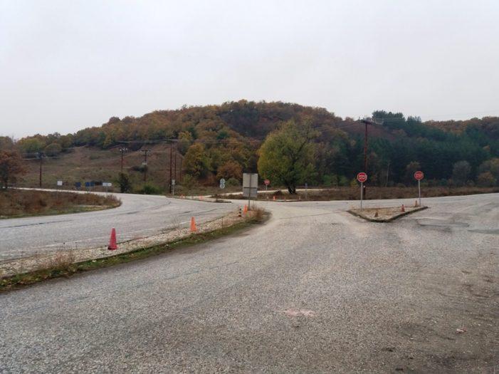 Π.Ε. Καστοριάς: Έναρξη εργασιών Βελτίωσης Κόμβου στην Διασταύρωση Αποσκέπου