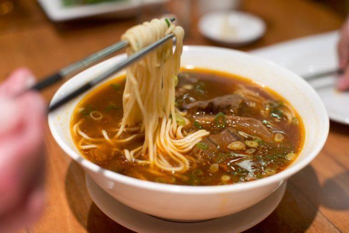 Συνταγή: Μοσχάρι με noodles