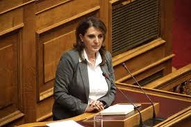 Ολυμπία Τελιγιορίδου: Η κυβέρνηση λέει ψέματα ότι ενισχύει την Καστοριά