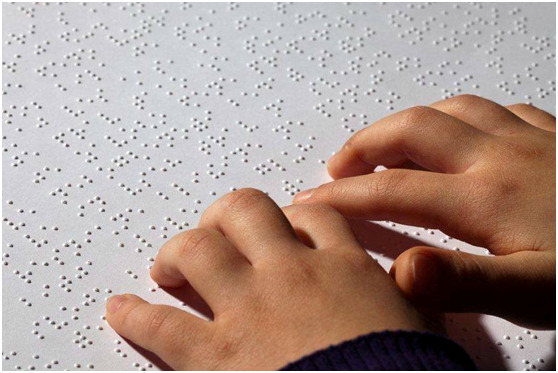 Εκμάθηση γραφής Braille σε Κοζάνη και Πτολεμαϊδα